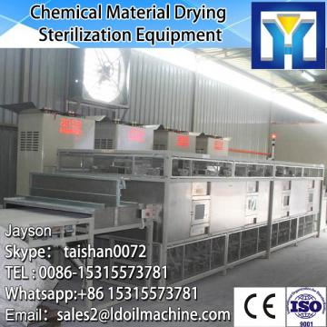 best quality continuous microwave kelp dryer/sterilization