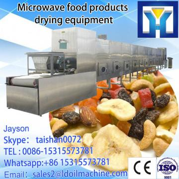 Jinan LDLeader conveyor belt microwave drying and cooking oven for prawn