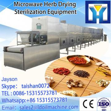 China Factory Sale Microwave Sterilizing and Drying Machine