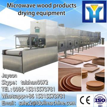 Dryer Type And Conveyor Belt Anchovies Microwave drying sterilization Machine