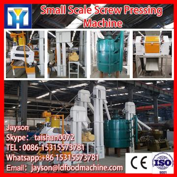 6YL-120A widely used automatic combined hot press copra oil machine
