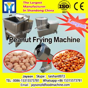 Batch Type 2 Units Assembled Peanut Fryer Peanut Frying Machine