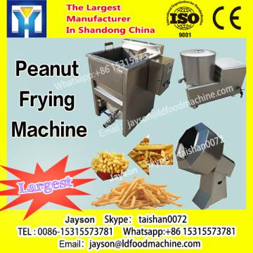 Compact floor space peanut machine peanut equipment peanut fryer