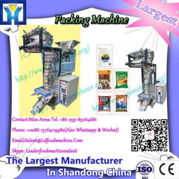 Quality assurance shaped bag packing machine