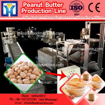 450kg/hr peanut butter processing line