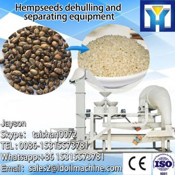 Stainless steel poultry meat and bone separator machine