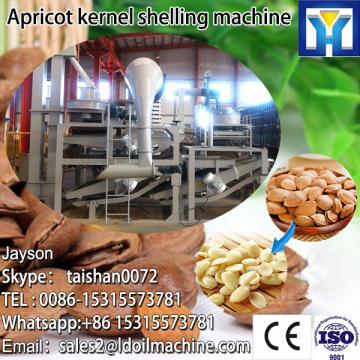 almond/apricot breaking/cracking/shelling machines