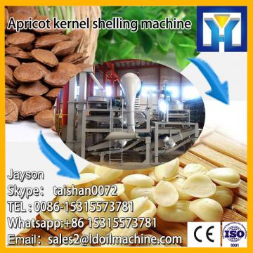 almond apricot sheller shelling cracking machine