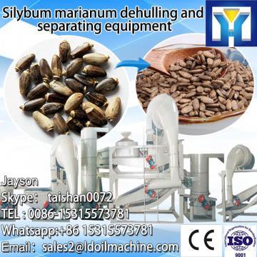 Commercial peanut flour coating machine