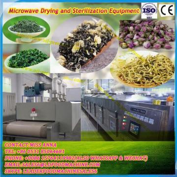 Green Wood Bamboo Tea Drying and Sterilization Equipment