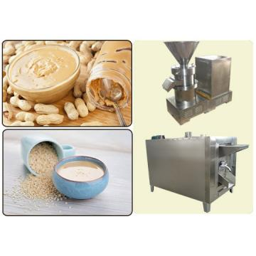 Peanut Butter Processing
