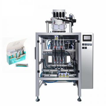China PLC Control Sugar Measuring Cup Quantitative Bag Packing Machine