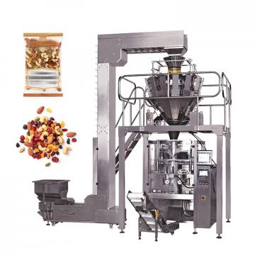 4 Heads Weighing Filling Capping Packaging Machine for Paint