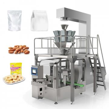 Shanghai Factory Price High Productivity Paste Product Full Automatic Quantitative Bag Vertical Packaging Equipment
