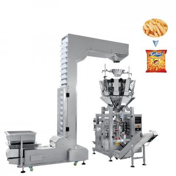 Automatic Weighing Packaging Machine for Electrical Hardware Screw Packaging