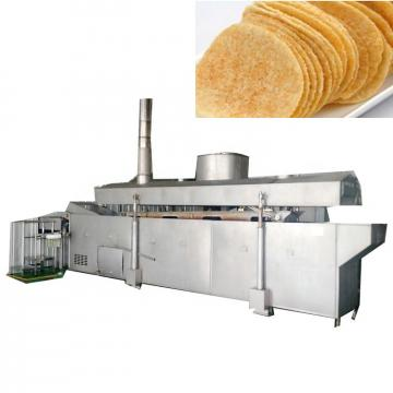 Potato Chips Industrial Fully Automatic Potato Chips Making Production Line Machine Price Snack Machine