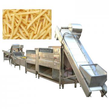 Fresh Potato Fries Chips Strips Cutter Slicer Cutting Machine