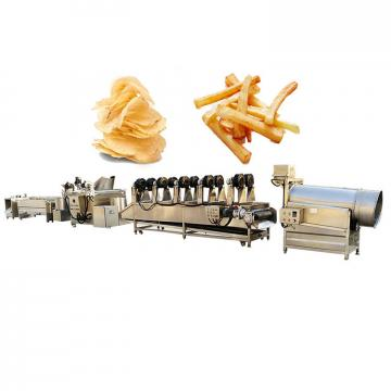 cube cutting fruit machine / potato slicer / vegetable chips making machine
