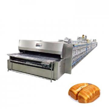 Commercial automatic arabic pita bread roti chapati making machine and pita bread production line