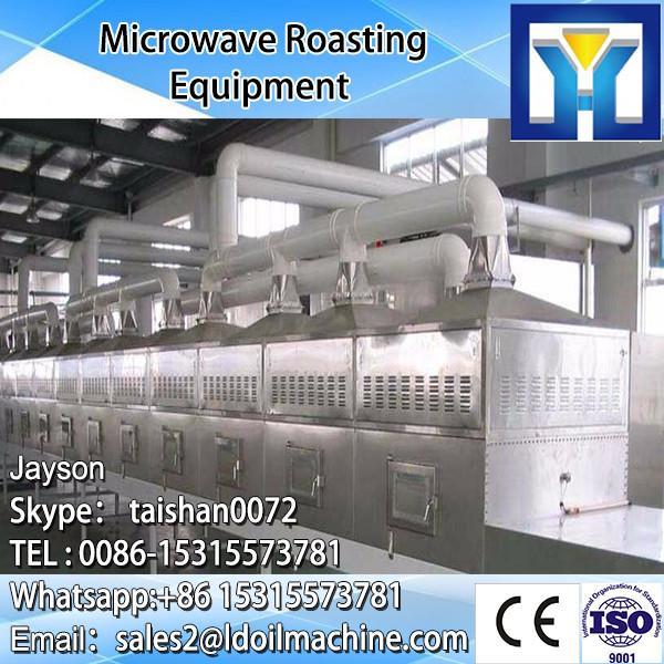 30KW microwave pine nuts roasting equipment