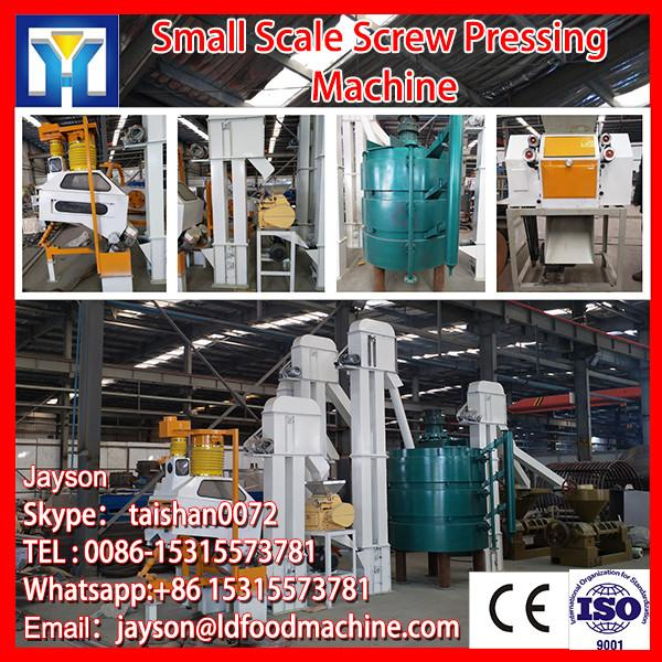 6YL-120A widely used automatic integrated rapeseed oil mill