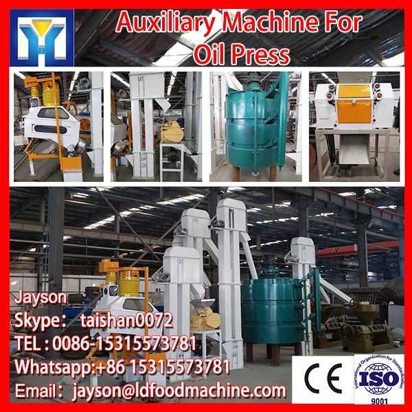 6YL-80A Fully automatic integrated sunflower oil press machine