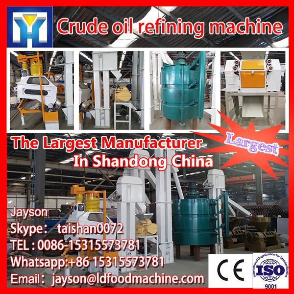 2017 Hot Sale Turnkey Mustard Oil Refining Machine