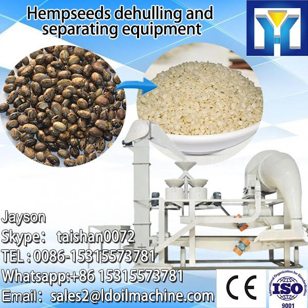 new design almond shelling machine with material hoist